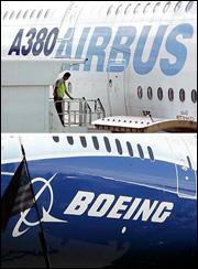 Boeing-Airbus