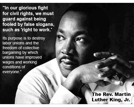 MLK-unions