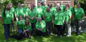 WFSE's 2014 General Government Bargaining Team.