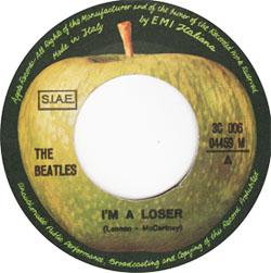 beatles-im-a-loser