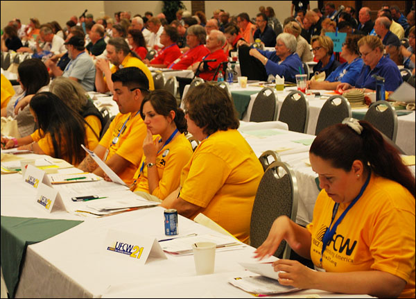14-convention-July22-ufcw21delegates