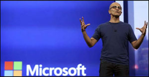Nadella-Microsoft