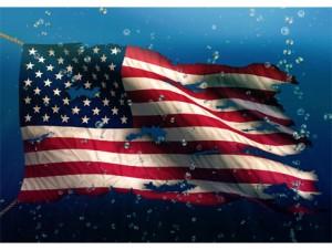 submerged-flag