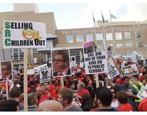 philly-schools-protest