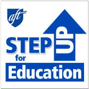 AFT-step-up-for-education