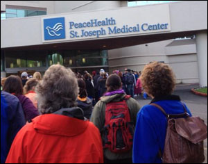 PeaceHealth-lockout-15May14