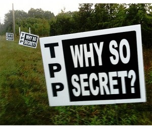 TPP-secrecy