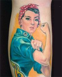 rosie-tattoo