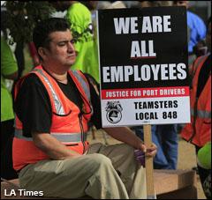 lat-port-truckers-strike