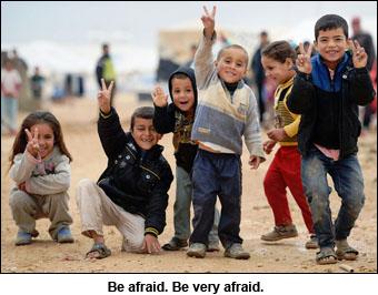 syrian-refugee-children-afraid