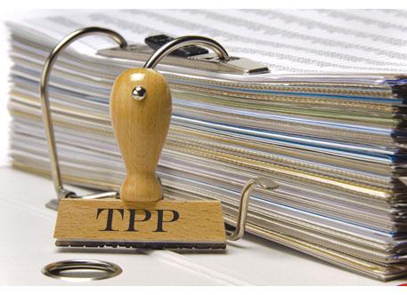 TPP-binder