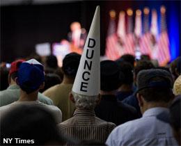 GOP-dunce-cap