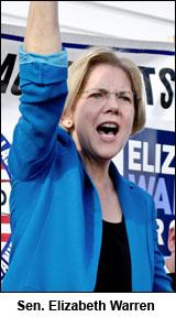 """""""Elizabeth Warren"""" photo by Tim Pierce (licensed CC-BY-2.0)"""