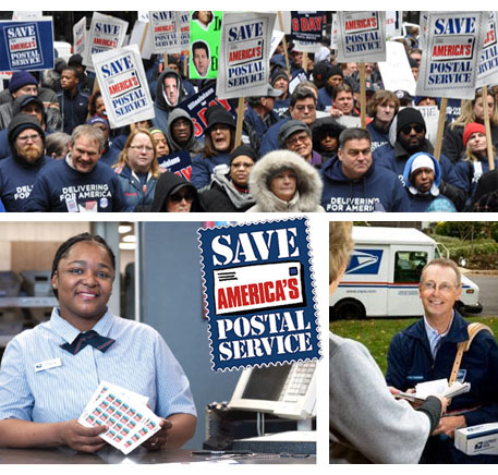 Rally Oct  8 against U S  Postal Service privatization | The